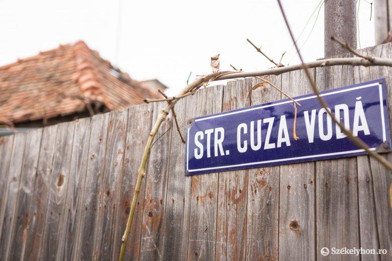 Új utcák kapnak elnevezést Szentegyházán