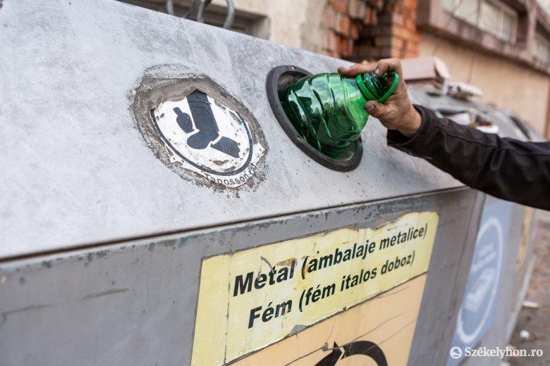Jócskán van még tennivaló a szelektív hulladékgyűjtés terén