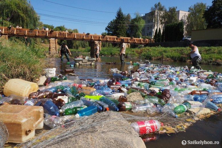 Magyar minta alapján gátolnák a román hatóságok a határon átnyúló folyószennyezést