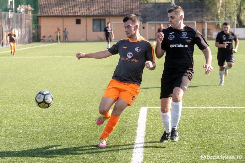 Bajnokveréssel indult a megyei fociidény