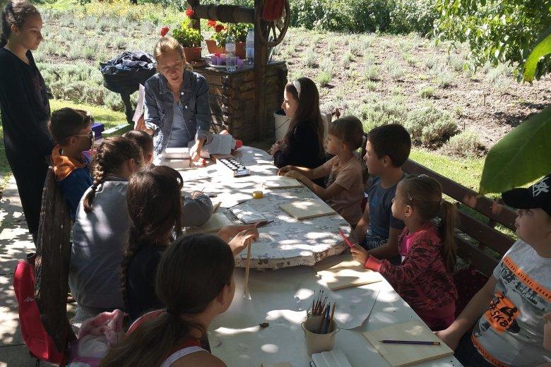 Nem egy helyen tanulnak a csekefalvi gyermekek, ám nyáron együtt táboroznak