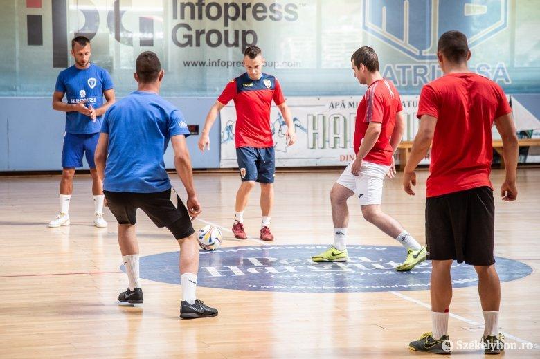 Kialakult az FK Udvarhely kerete, kezdődik a bérletárusítás