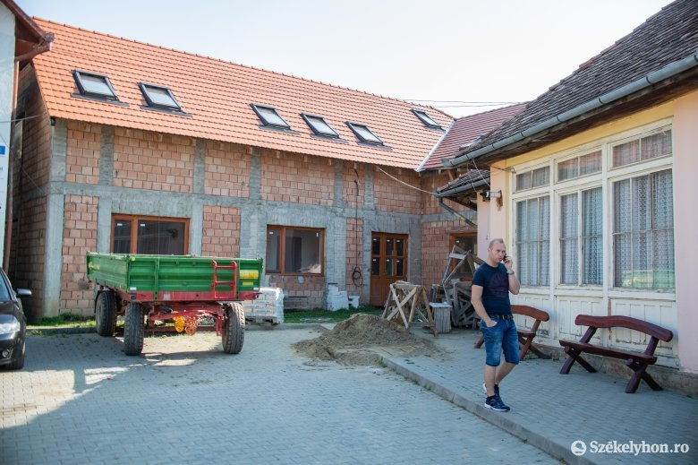 Inkább megéri új községházát építeni, mint a régit felújítani