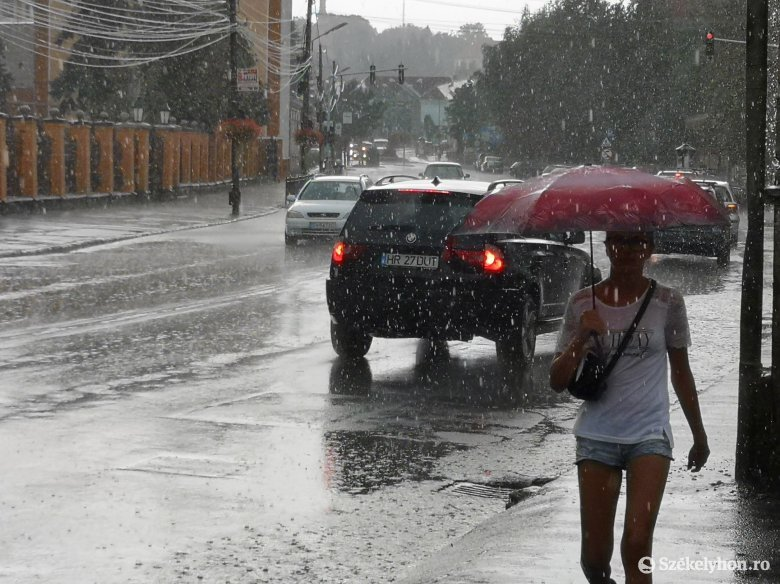 A megszokottnál melegebb idővel kezdődik a május, de záporok, zivatarok is várhatók