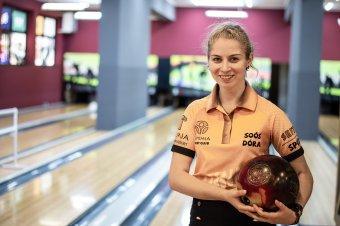 A bajnok, akinek a példaképe üzent – Interjú a székelyudvarhelyi Soós Dórával, a legfiatalabb bowlingbajnokkal