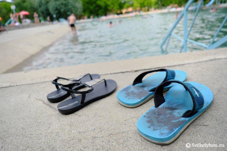 Szerdán nyit a székelyudvarhelyi városi strand