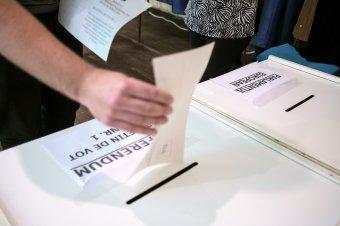 Érvényes lett az államfő igazságügyi témában kiírt népszavazása
