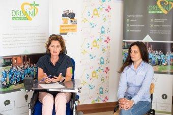 A fogyatékosságot szeretnék elfogadtatni – figyelemfelkeltő akcióval készül az Orbán Alapítvány