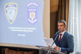 Hatékonyabb együttműködést vár a lakóktól a helyi rendőrség