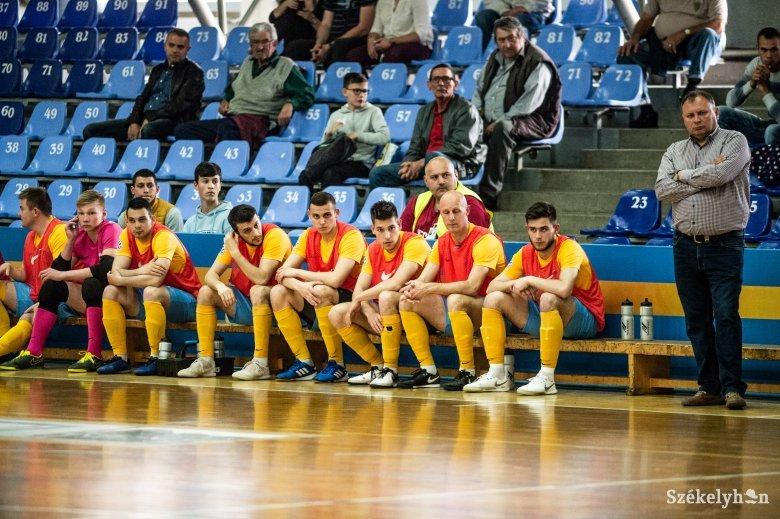 Átalakítás alatt az FK Székelyudvarhely