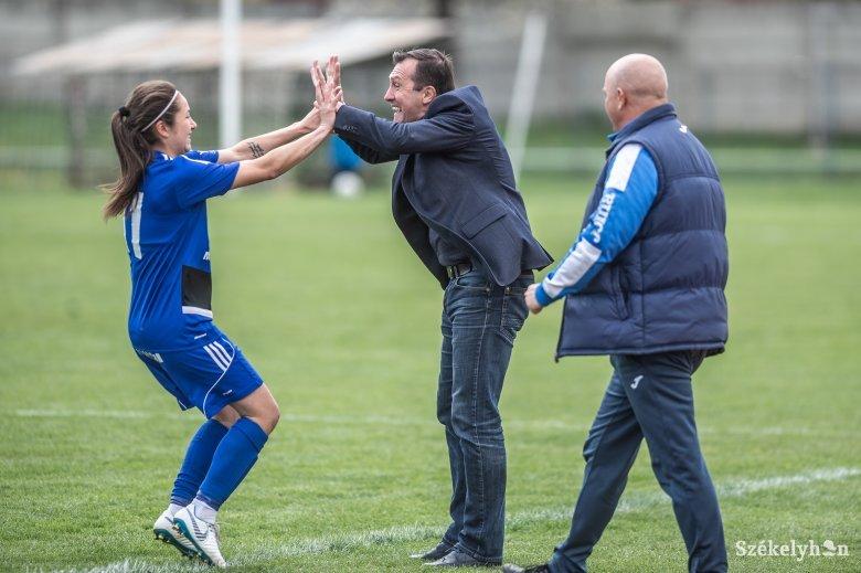 Még magasabb célokért akart küzdeni a Vasas Femina leköszönő edzője