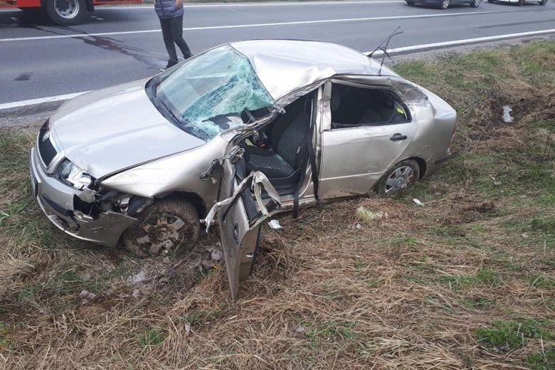 Keresik a Baknya-tetőn történt balesetben érintett teherautó vezetőjét