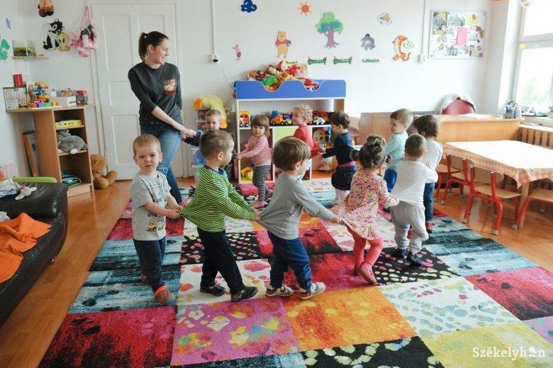 Hétfőig lehet beíratni a gyerekeket a székelyudvarhelyi bölcsődébe