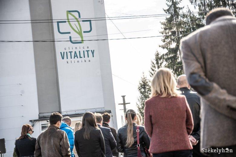 Vitality – magánklinika nyílt Székelyudvarhelyen