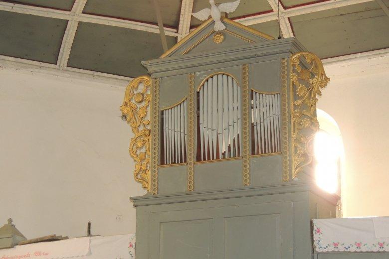 Zenés hiterősítő imahét és orgonaszentelés Csekefalván