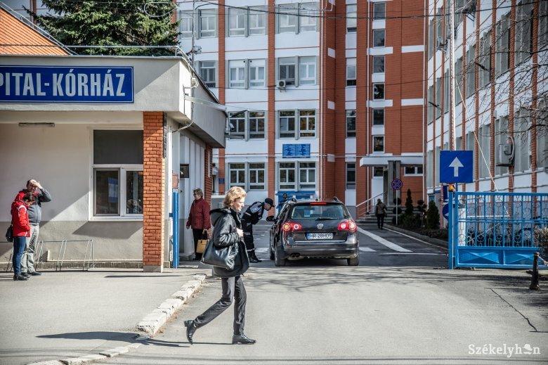 Költségvetés-módosítás a székelyudvarhelyi kórház javára