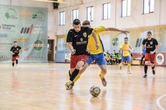 Az FK ificsapata kijutott az elődöntő tornára