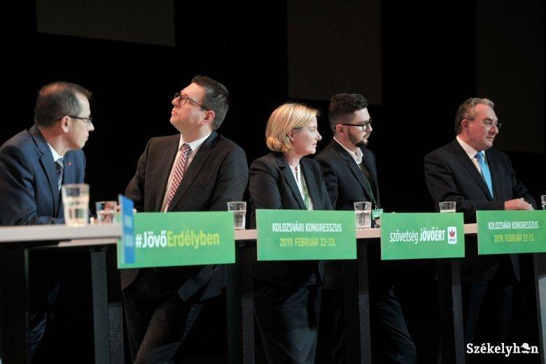 Végleges eredmények: két képviselőt küldhet az EP-be az RMDSZ