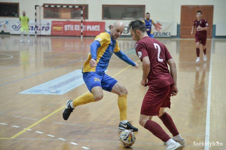 Távolodik a dobogótól az FK Székelyudvarhely