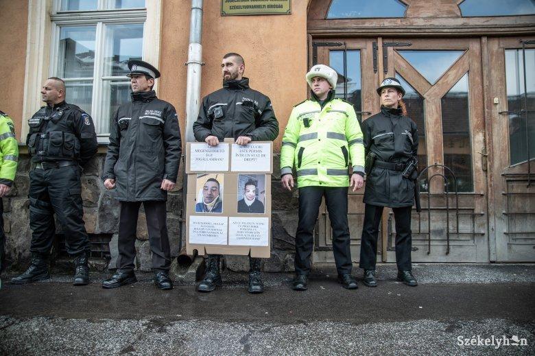 Fellebbezett az ügyészség a rendőrverés ügyében
