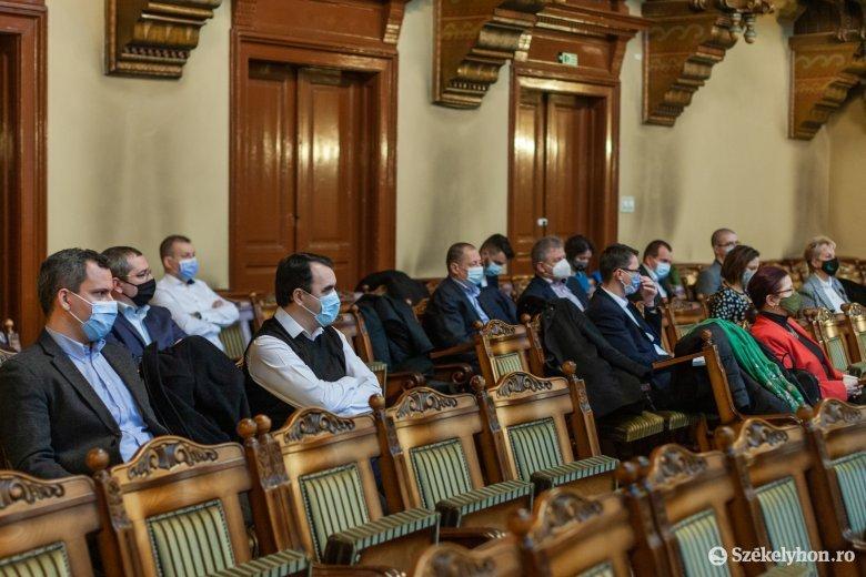 Jelvényt és igazolványt kaphatnak a székelyudvarhelyi választott tisztségviselők