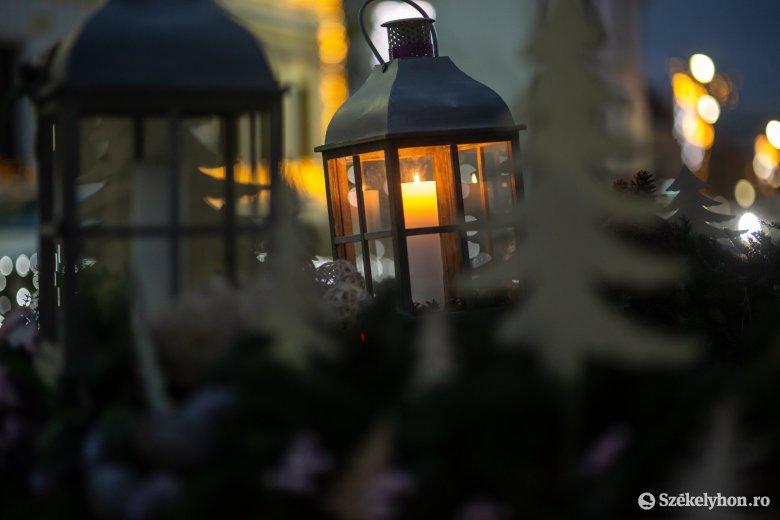 Online karácsonyi vásár Sepsiszentgyörgyön