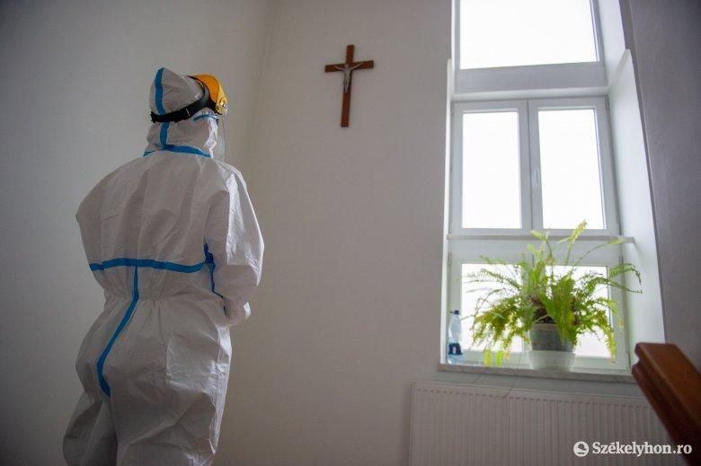 Több mint száz háromszéki településen nem mutattak ki koronavírus-fertőzést kedd óta