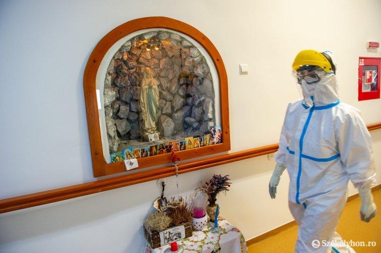 Mindössze egy új fertőzést igazoltak Hargita megyében