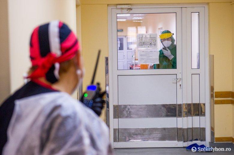Két és félezer új fertőzöttet regisztráltak