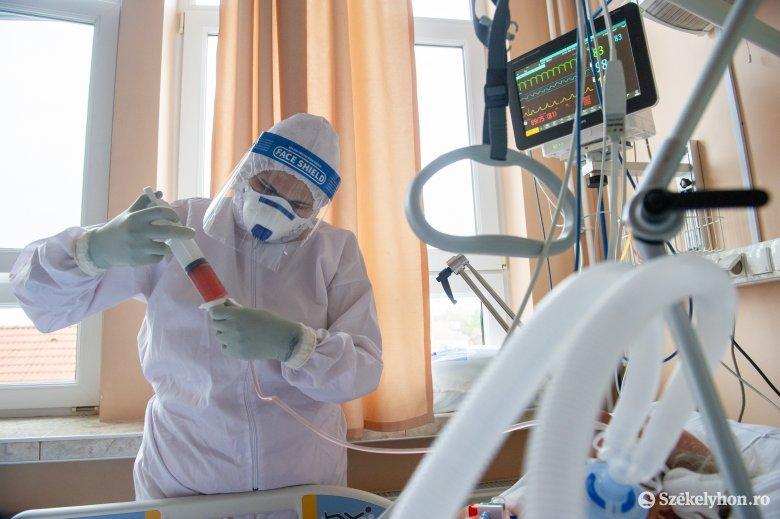 Csökkenőben a fertőzések száma Maros megyében