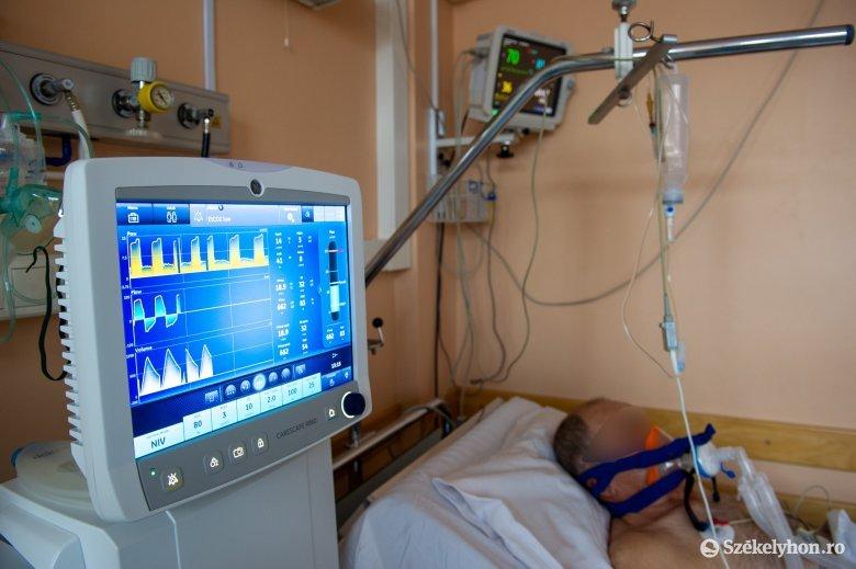Koronavírus: a legtöbb elhalálozás a fővárosban történt február utolsó hetén