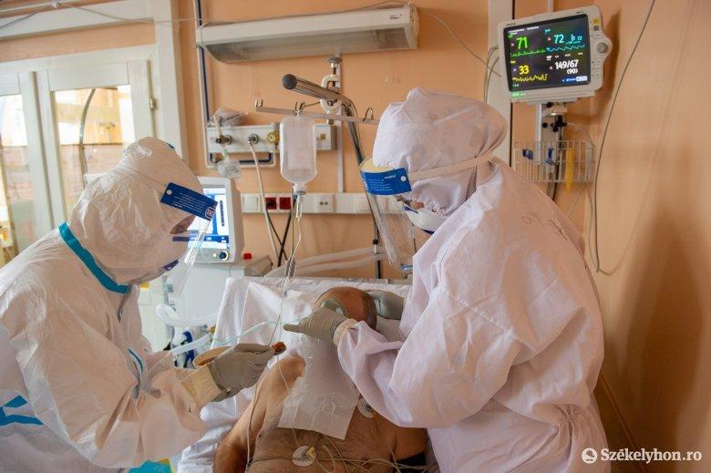 Már több mint félmillió koronavírus-fertőzöttet regisztráltak Romániában