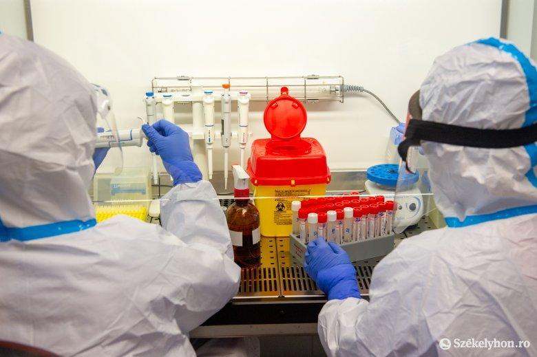 Az országban Hargita megyében a második legalacsonyabb a fertőzöttségi arány
