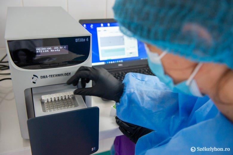 Elérte a százat a kórházban ápolt koronavírus-fertőzöttek száma Hargita megyében