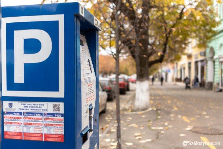 Elnyelte a pénzét egy udvarhelyi parkolóautomata? Erre figyeljen, hogy legközelebb ne járjon így