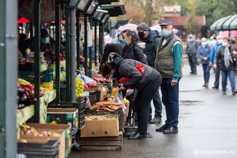 Működhetnek a székelyföldi piacterek