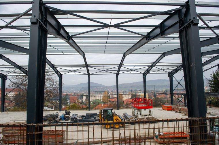 A tornaterem építésében segít Székelyudvarhelynek a megyei tanács
