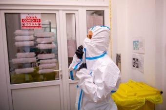 Kedvezően alakultak a járványmutatók az elmúlt 24 órában Hargita megyében
