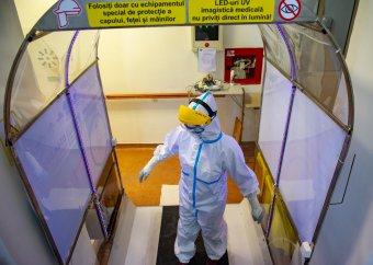 Napról napra csökken a fertőzöttségi arány Hargita megyében