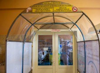 Meghaladta az egymilliót a járvány kezdete óta Romániában azonosított fertőzöttek száma