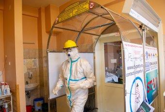 Kevés új fertőzést igazoltak vasárnap Hargita megyében