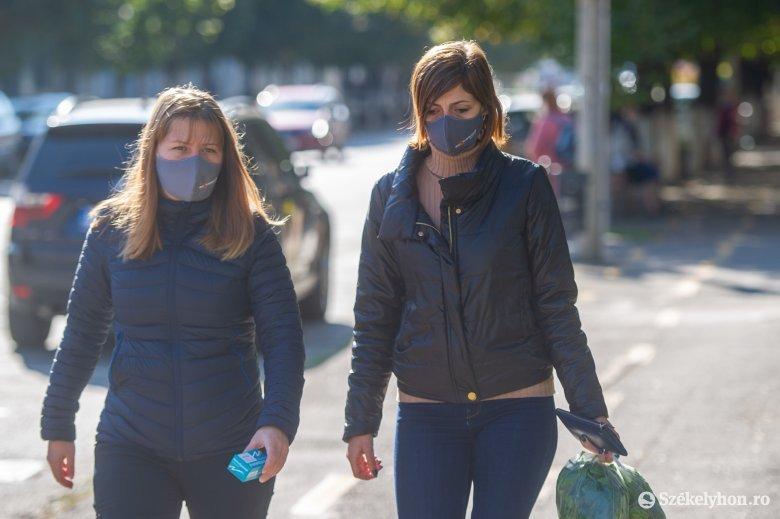 Koronavírus-járvány: tovább szigorítanak Székelyudvarhelyen