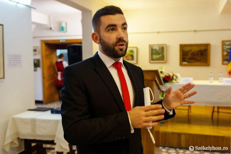 Megalakult a székelykeresztúri önkormányzat, beiktatták az új polgármestert