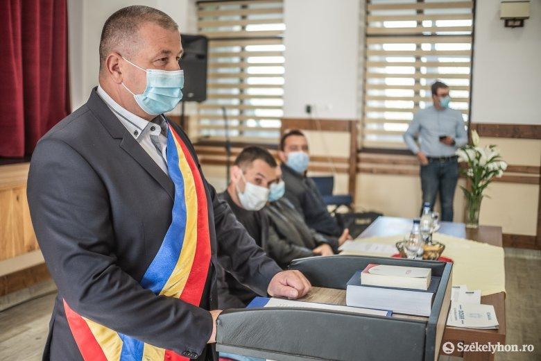 Csapatmunkát szeretne Felsőboldogfalva új polgármestere