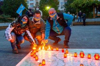 Őrtüzek helyett idén is mécsesek világíthatnak a legtöbb helyen Székelyföld autonómiájáért