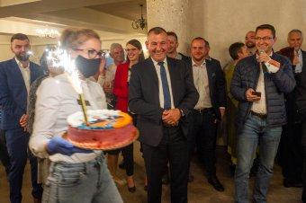 Gálfi Árpád is bejelentkezett az RMDSZ-nél parlamenti befutó helyekért