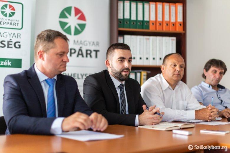 Újabb udvarhelyszéki polgármesterjelölteket mutatott be az EMSZ