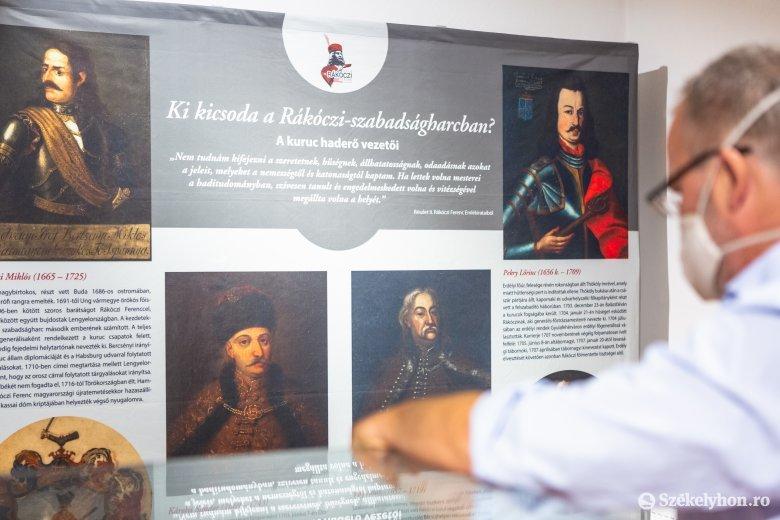 Rákóczi emlékkiállítással törte meg a csendet a székelyudvarhelyi múzeum