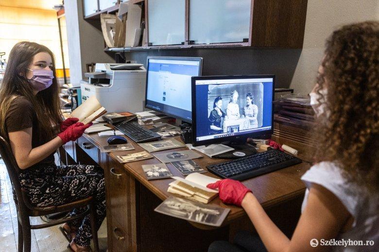 Digitalizált fényképritkaságokon elevenedik meg a polgári Székelyudvarhely