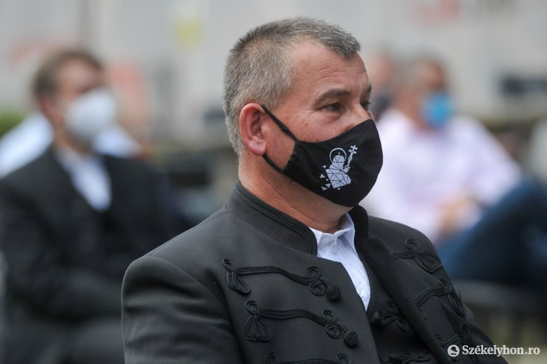 Hazamehet a kórházból Székelyudvarhely polgármestere, de még karanténban kell maradnia